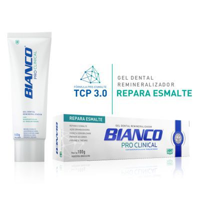 CREME DENTAL BIANCO PRO CLINICAL