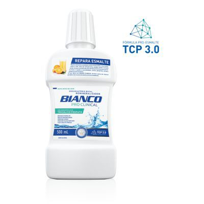 Enxaguante Bucal Bianco Pro Clinical 500ml