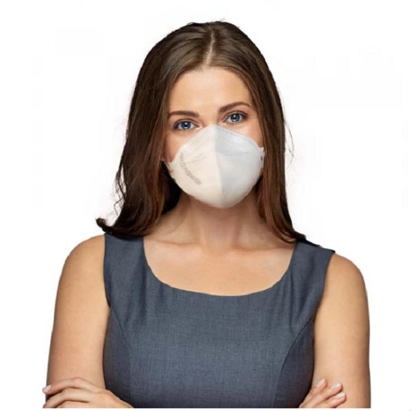 Mascara N95 Pff2 98% Proteção ANVISA/CA Protectme 10 Uni