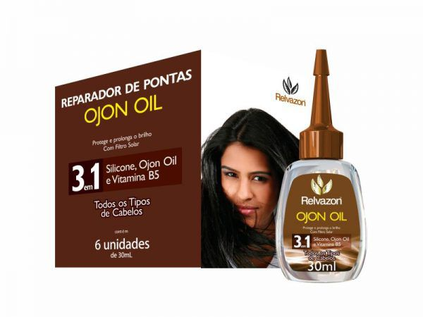 OJON OIL REPARADOR DE PONTAS 30ML RELVAZON