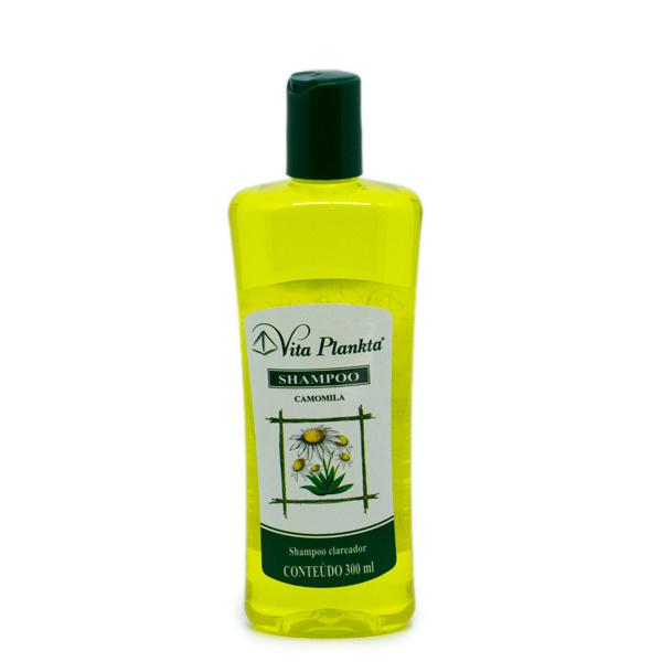 Shampoo Camomila Extrato de Flores Clarear cabelos 300ml