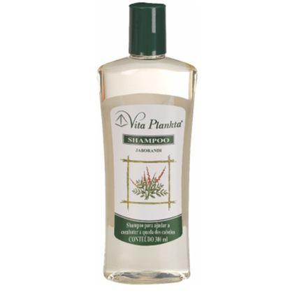 Shampoo Jaborandi (aux. diminuir queda de cabelo) 300ml