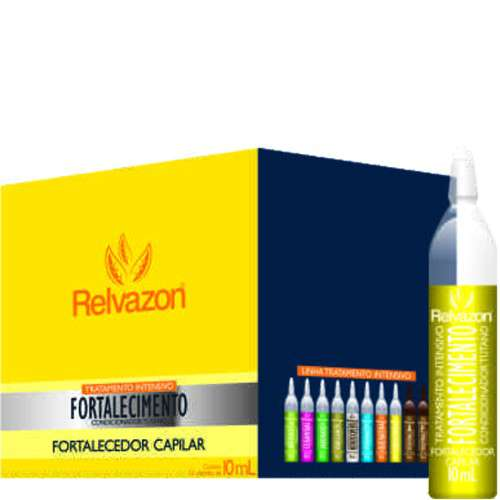 TUTANO  AMPOLA 10ML RELVAZON