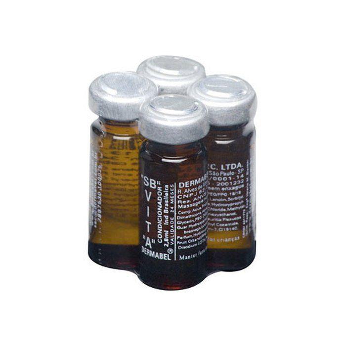 Vitamina A 4 x 2,8mls Ampolas