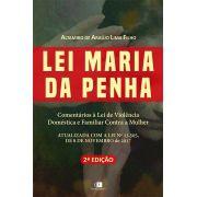 Lei Maria da Penha 2ª edição