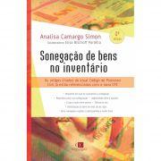 Sonegação de bens no inventário 1ª edição