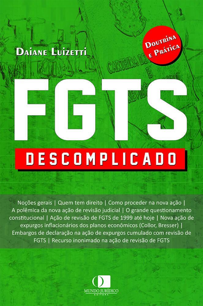 FGTS descomplicado 1ª edição