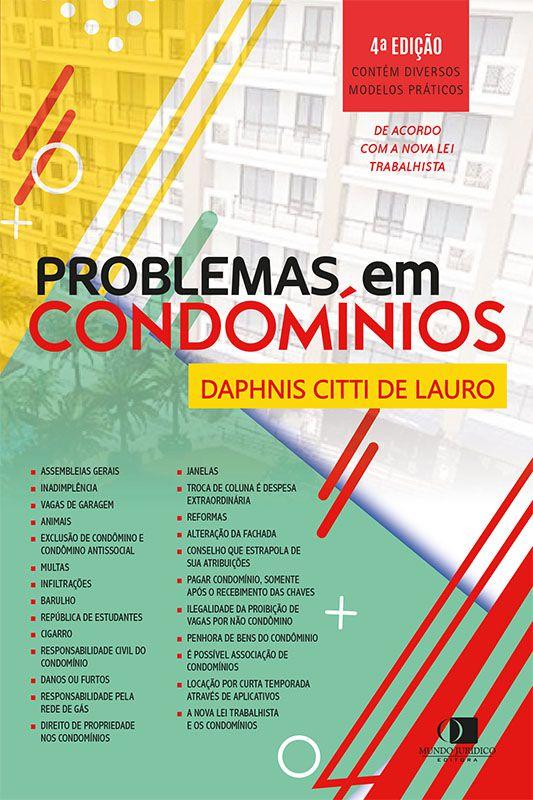 Problemas em condominio 4ª edição