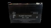 Bateria 6V 12A