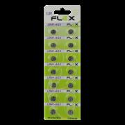 Bateria Botão LR41 - AG3  Cart 14 Peças
