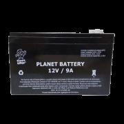 Bateria Para Alarme E Nobreak 12v/9a