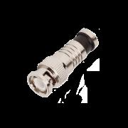 Conector Bnc compressão RG06