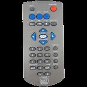 Controle de DVD Gradiente RC-433FV