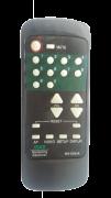 Controle de Tv Gradiente MKE 033A