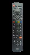 Controle De Tv Panasonic Vieira Netflix