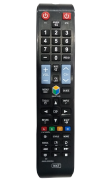 Controle de Tv Samsung Smart Futebol