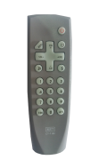 Controle De Tv Toshiba Lumina