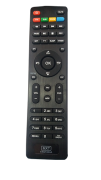 Controle Do Receptor Cinebox HD Fantasia