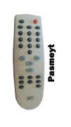 Controle Remoto do Receptor Orbsat Pluss III