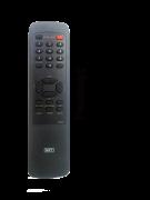 Controle Remoto do Receptor Quasar 9700/7700L