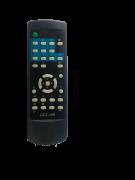 Controle Remoto do Receptor Sky Gradiente GT 600