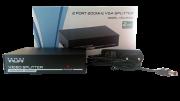 Divisor  VGA 01 entrada e 02 saídas