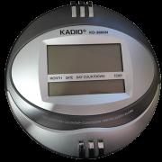 Relógio Digital KD-3806N