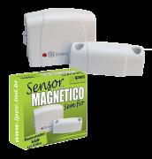 Sensor Abertura Magnético Sem Fio 433mhz Ipec Alarme Porta