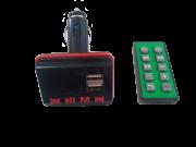 Transmissor Fm bluetooth para carro