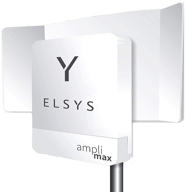 AmpliMax - Internet e Telefone de longo alcance - Elsys