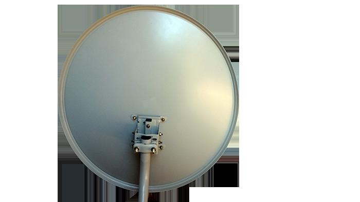 Antena 60cm chapa KU