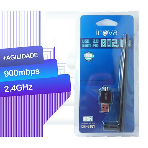 Antena Usb INOVA wireless
