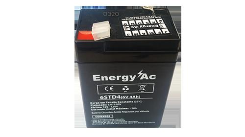 Bateria 6V 4A