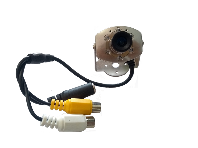 Câmera Mini P/B CMOS