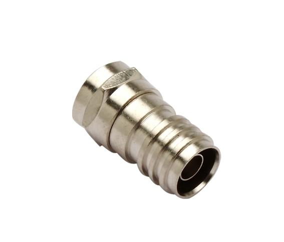 Conector de Grimpar RG06 Pacote 100 unidades