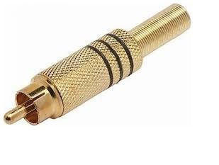 Conector RCA de Mola