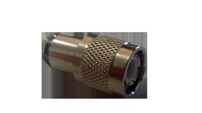Conector TNC  para RG-58 Clamp