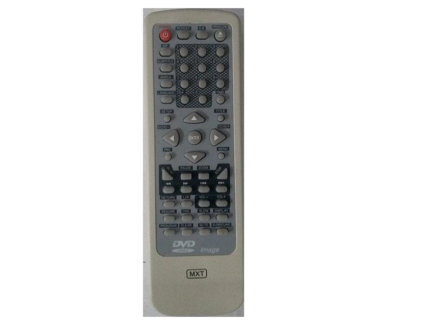 Controle de DVD Britânia C0806