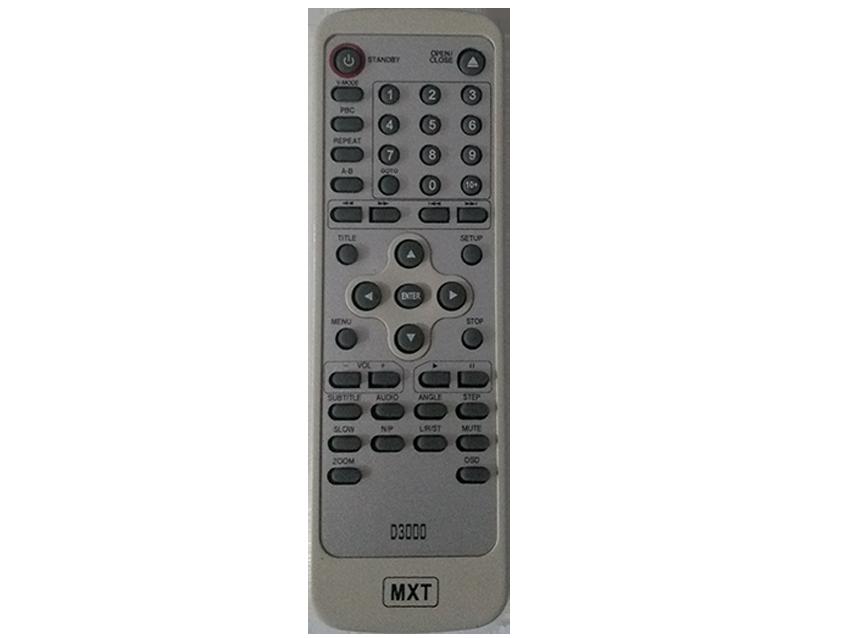 Controle De DVD Britânia D3000