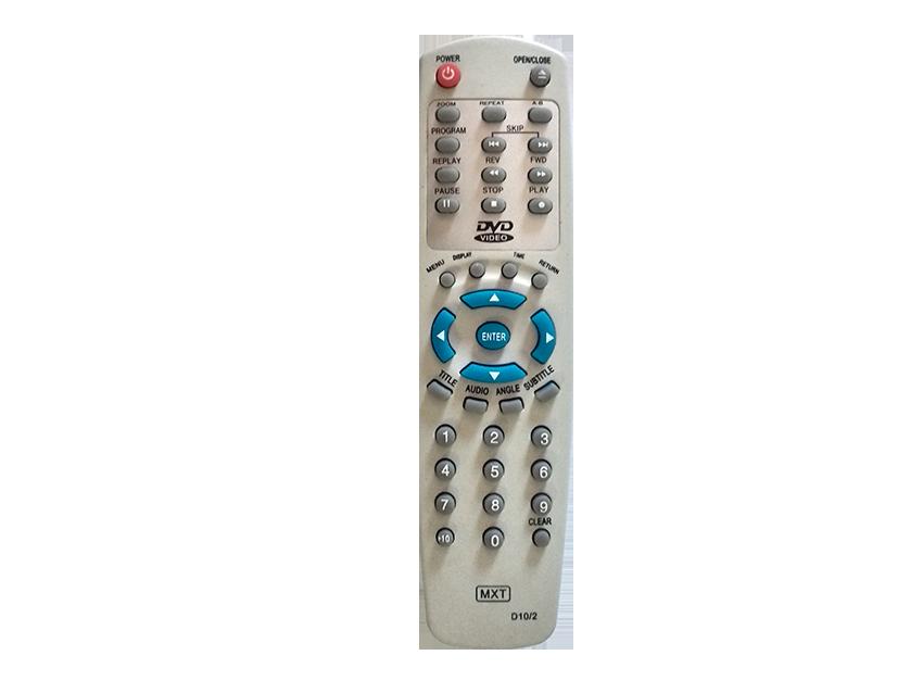 Controle de DVD Gradiente D10/2