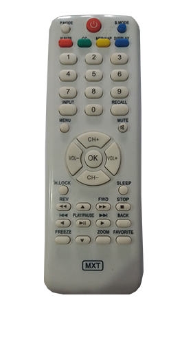 Controle De Tv Buster LCD