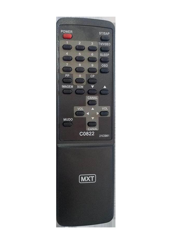 Controle de TV CCE 21/2981