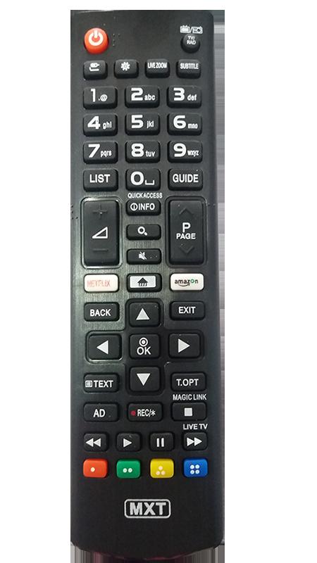 Controle De TV LG Smart Netflix