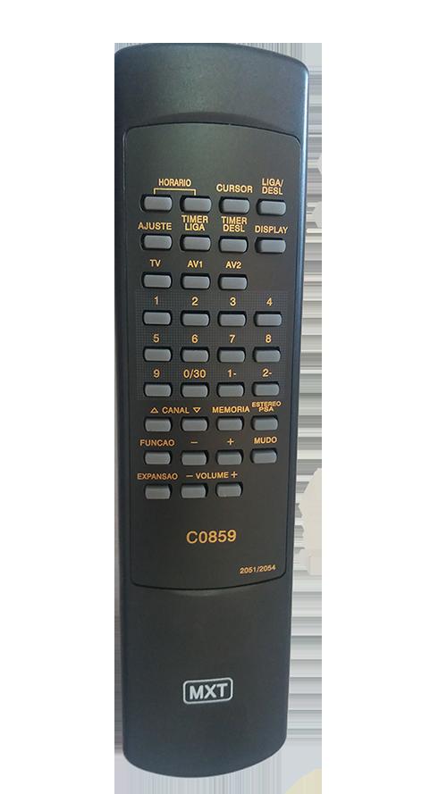 Controle de TV Mitsubish2021