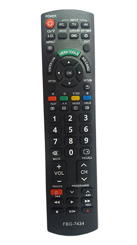 Controle De Tv Panasonic LCD Vieira