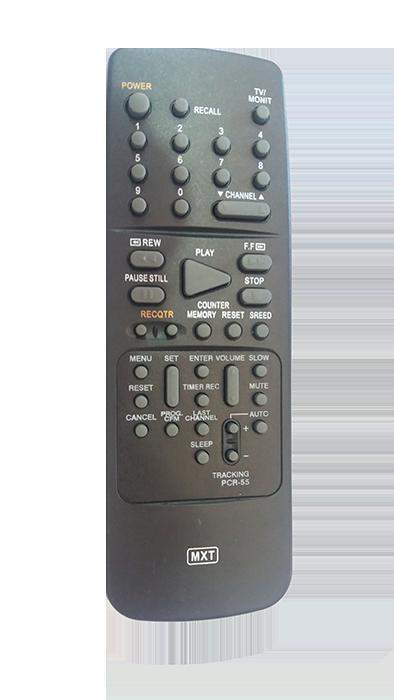 Controle de Tv Philco PCR 55