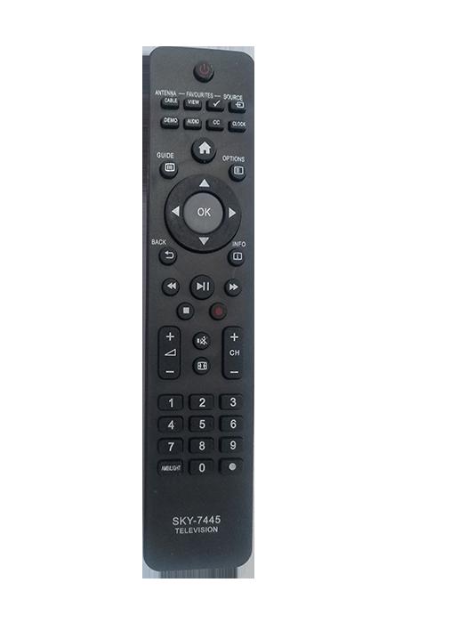 Controle de Tv Philips Led  Smart