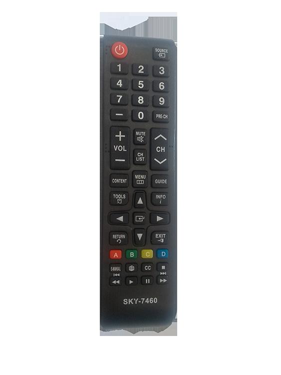 Controle de Tv Samsung led smart
