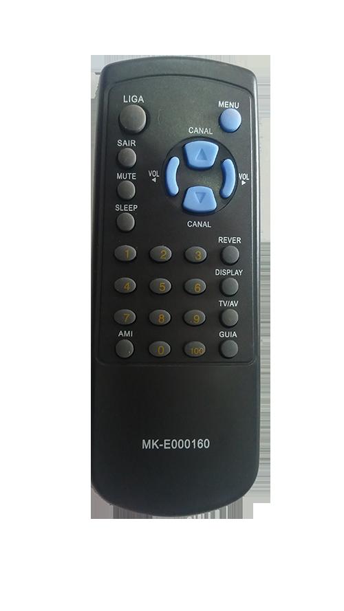 Controle de TV Sharp Mod.000160