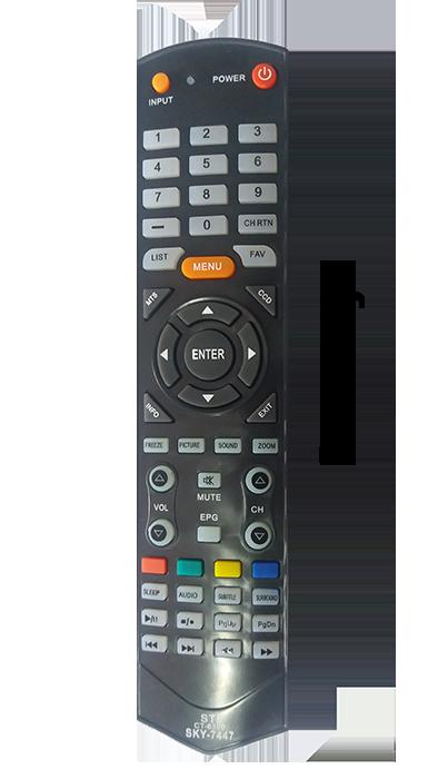 Controle  De Tv Toshiba Led CT-6390